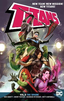 Titans Volume 5: The Spark book