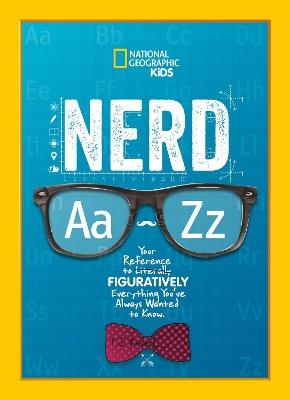 Nerd A to Z book