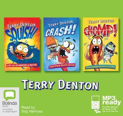 Squish! Crash! Chomp! by Terry Denton
