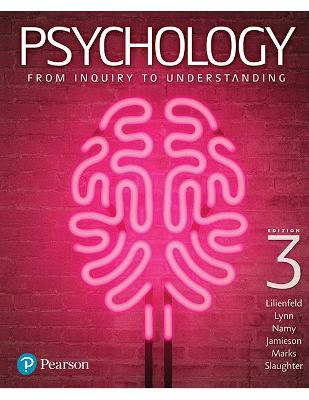 Psychology: From Inquiry to Understanding book