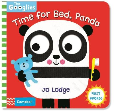 Time for Bed, Panda: First Bedtime Words book