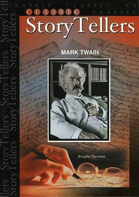 Mark Twain by Josepha Sherman