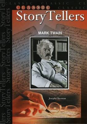 Mark Twain by Josepha Sherman
