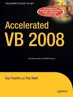 Accelerated VB 2008 by Trey Nash