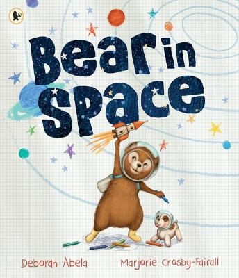 Bear in Space by Marjorie Crosby-Fairall