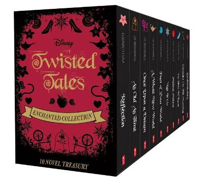 Twisted Tales: Enchanted Collection (Disney) book
