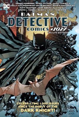 Batman: Detective Comics #1027 Deluxe Edition book