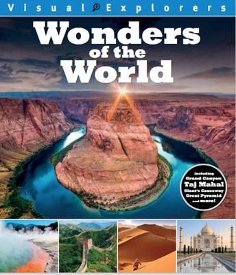 Wonders of the World by Paul Calver