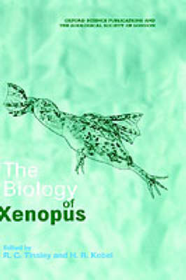 Biology of Xenopus by R. C. Tinsley