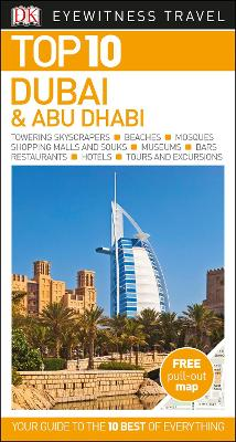 Top 10 Dubai and Abu Dhabi by DK