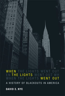 When the Lights Went Out book