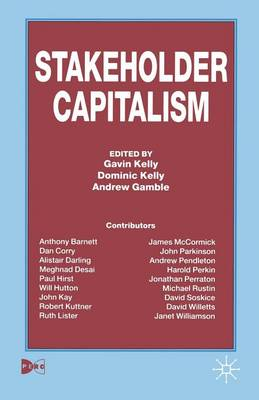 Stakeholder Capitalism by Gavin Kelly