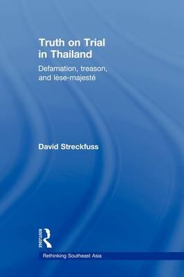 Truth on Trial in Thailand book