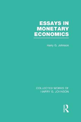 Essays in Monetary Economics book