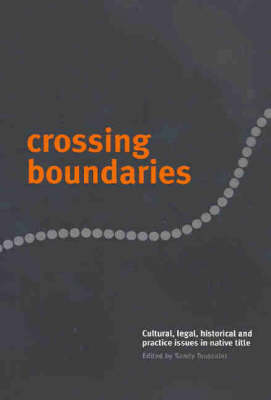 Crossing Boundaries book