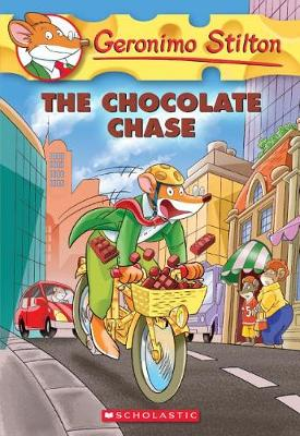 Chocolate Chase book