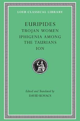 Trojan Women book
