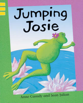 Jumping Josie by Anne Cassidy