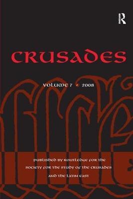 Crusades by Benjamin Z. Kedar