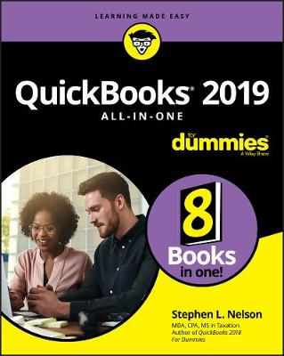 QuickBooks 2019 All-in-One For Dummies by Stephen L. Nelson
