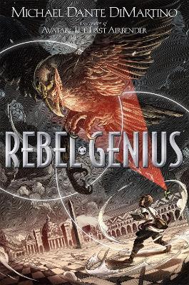 Rebel Genius book