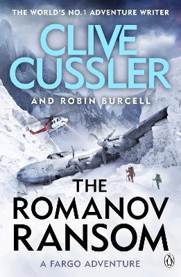 Romanov Ransom book