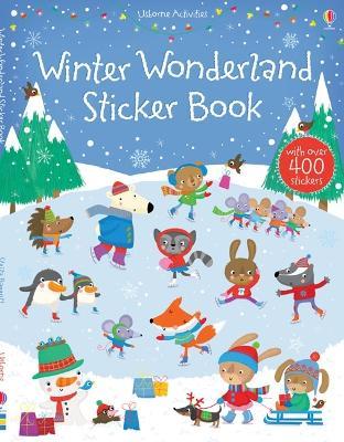 Winter Wonderland Sticker Book by Fiona Watt