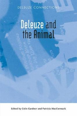 Deleuze and the Animal by Colin Gardner