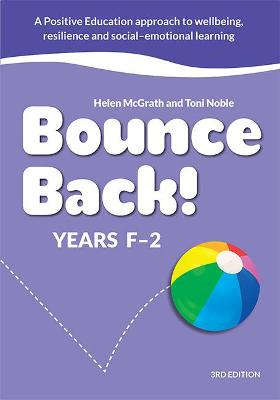 Bounce Back! Years F-2 (Book with Reader+) book