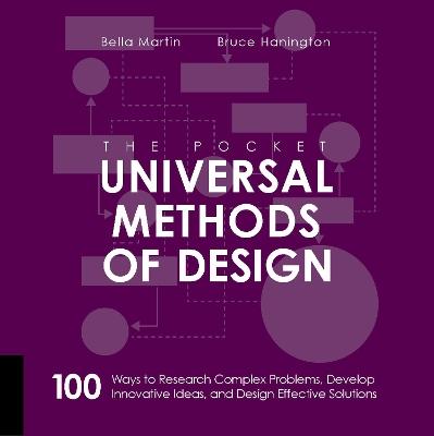 The Pocket Universal Methods of Design by Bruce Hanington