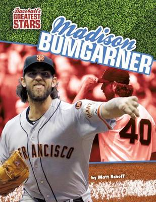 Madison Bumgarner by Matt Scheff