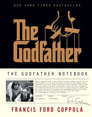 The Godfather Notebook by Francis Ford Coppola