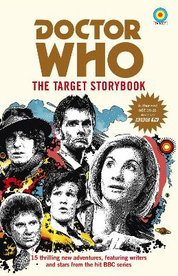 Doctor Who: The Target Storybook book