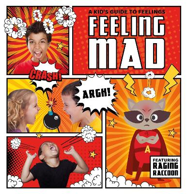 Feeling Mad by Kirsty Holmes