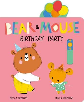 Bear and Mouse Birthday Party book
