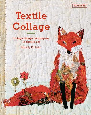Textile Collage by Mandy Pattullo