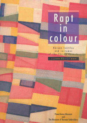 Rapt in Colour by Claire Roberts