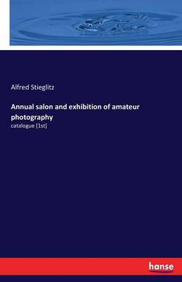 Annual Salon and Exhibition of Amateur Photography book