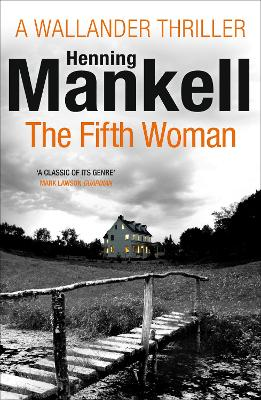 Fifth Woman book