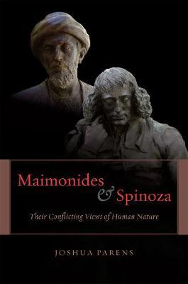 Maimonides and Spinoza book