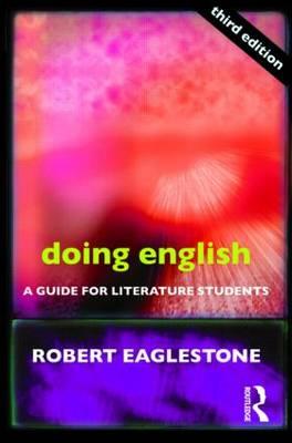 Doing English by Robert Eaglestone