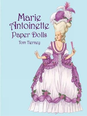 Marie Antoinette Paper Dolls book