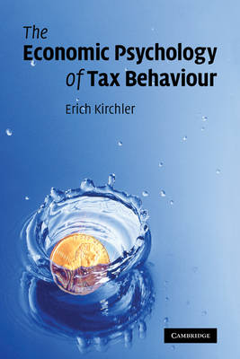 Economic Psychology of Tax Behaviour book