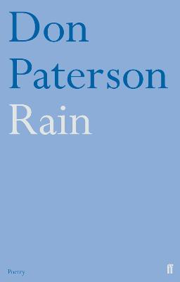 Rain by Don Paterson