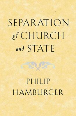 Separation of Church and State book