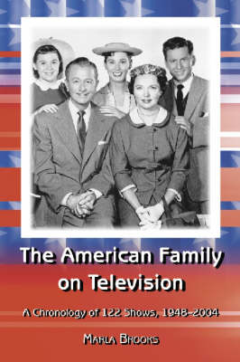 American Family on Television by Marla Brooks