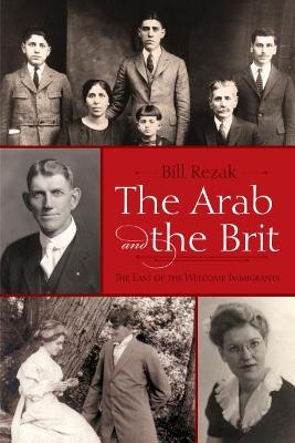 Arab and the Brit book