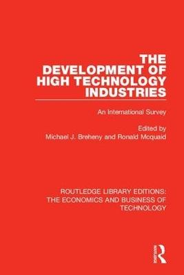 Development of High Technology Industries book