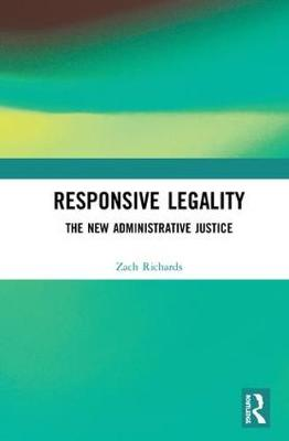 Responsive Legality book
