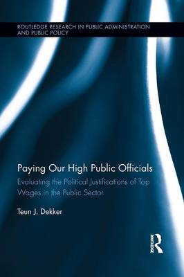 Paying Our High Public Officials book